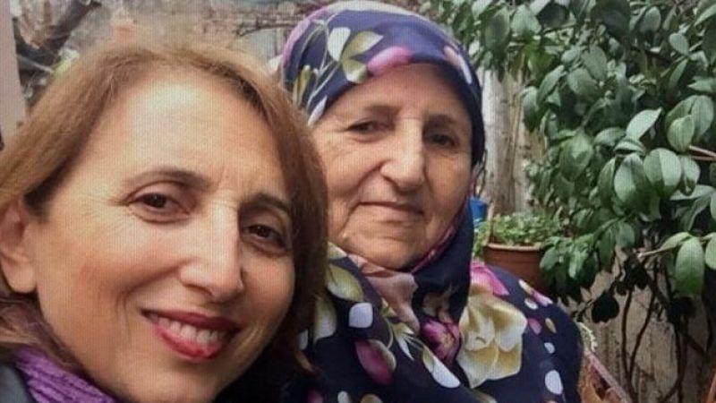 Azize Çeroğlu annesini kaybetti