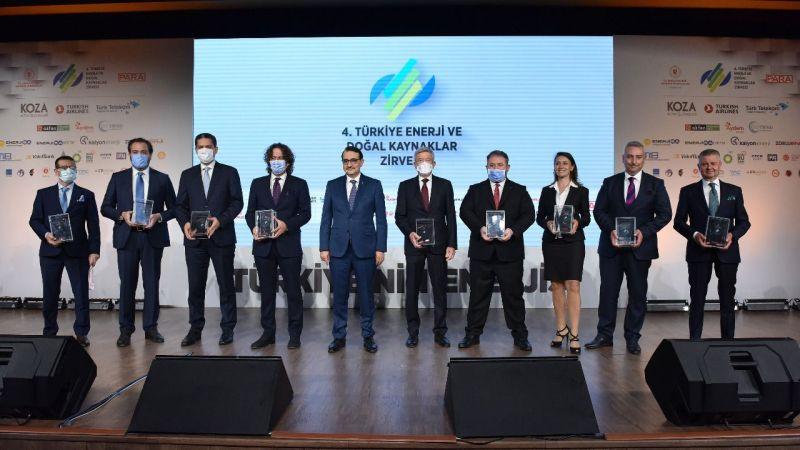 SEDAŞ'ın projesine ödül verildi