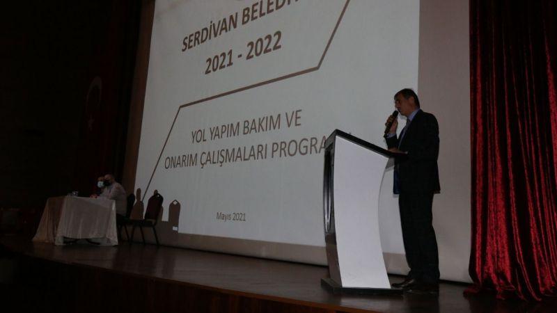 Serdivan'daki açılışları Cumhurbaşkanı yapacak