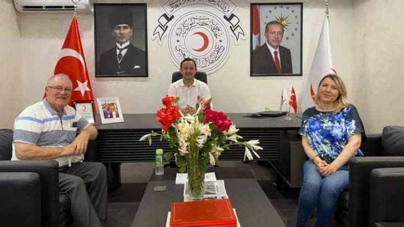 Kıbrıs Gazisinden Kızılay'a teşekkür