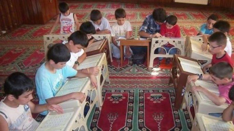 Yaz Kuran Kursları yüz yüze yapılacak