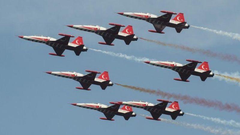 Türk Yıldızları Pazartesi Adapazarı'nda