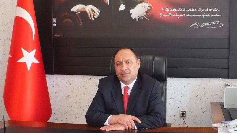 Büyükşehire Kırşehir'den daire başkanı