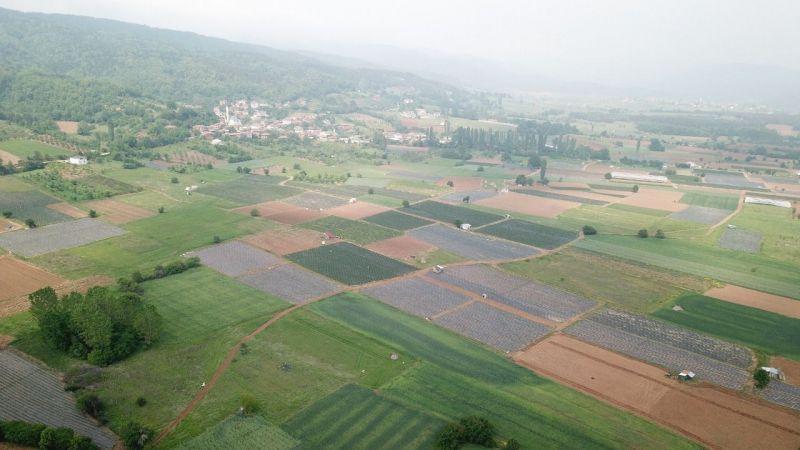 48 bin dekar tarım arazisi sulanacak
