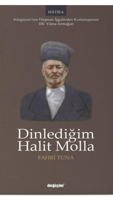 Halit Molla için 2 yeni kitap