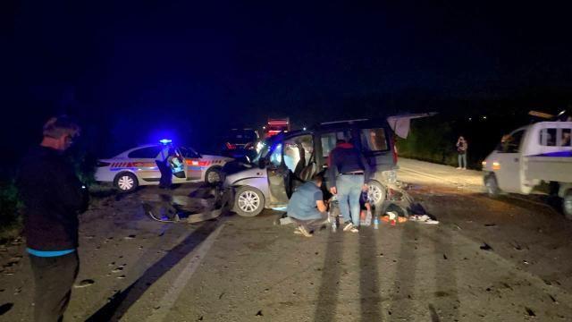 İznik Adapazarı yolunda kaza: 1 ölü 5 yaralı