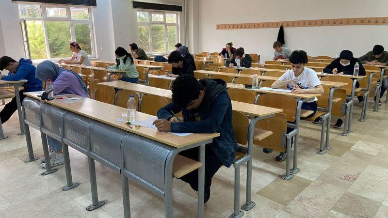 Anka'lı öğrencilere YKS uygulama eğitimi
