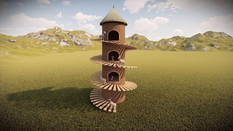 Keçi Kulesi ihalesi yine iptal