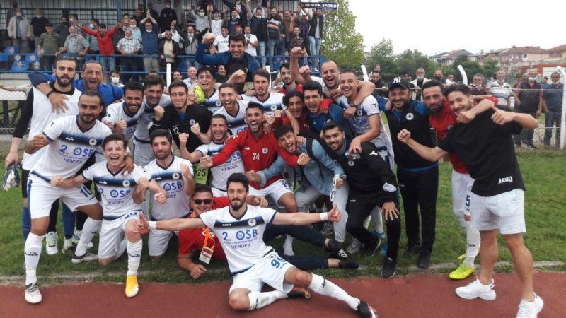 Hendekspor'dan 3 gollü galibiyet