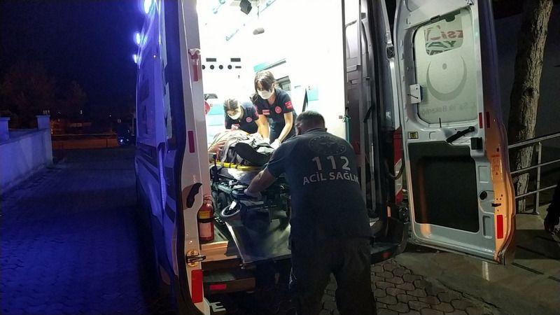 Pamukova'daki kazada abi kardeş yaralandı