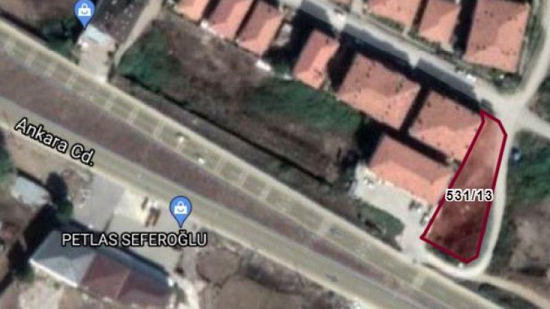 Karasu Belediyesinden satılık arsa