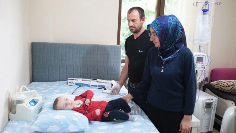 Eymen Bebek için resmi hesap açıldı