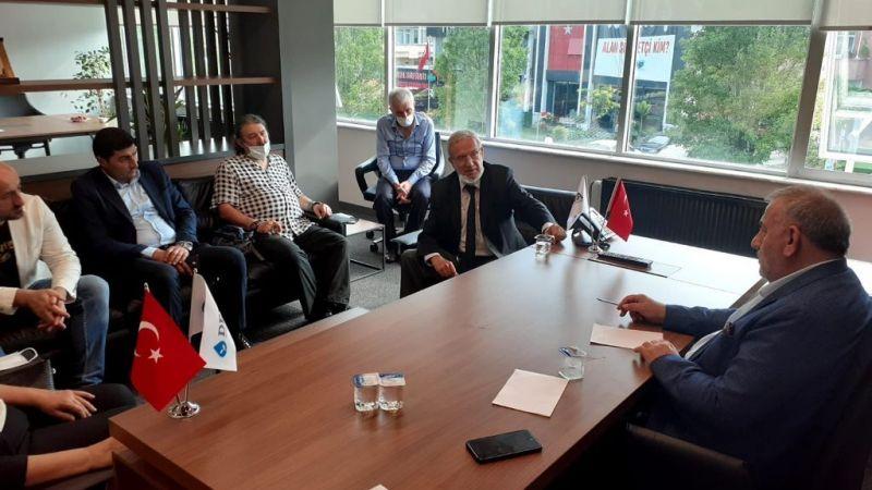 Erdoğan: Tren Garı rant alanı olmamalı