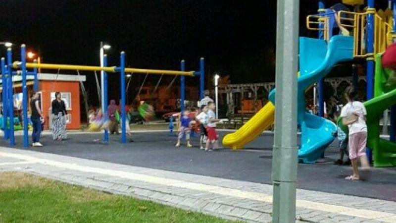 Belediyeden 413 liraya kiralık park