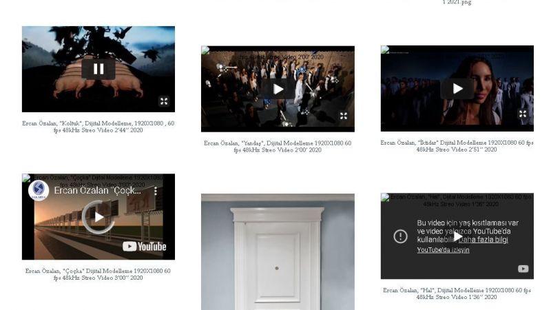 SAÜ Tasarımdan online sergi