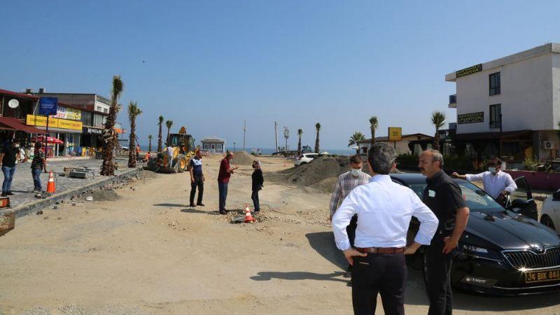 'Meydan projesiyle Kocaali sahili taçlanacak'