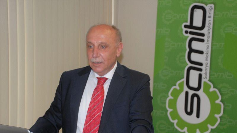 SAMİB'de yeni başkan Çelik