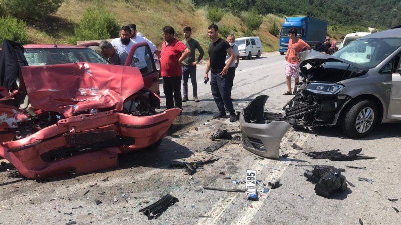 Facia gibi kazada iki vefat