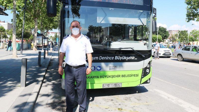 Türkiye o otobüs şoförünü konuşuyor