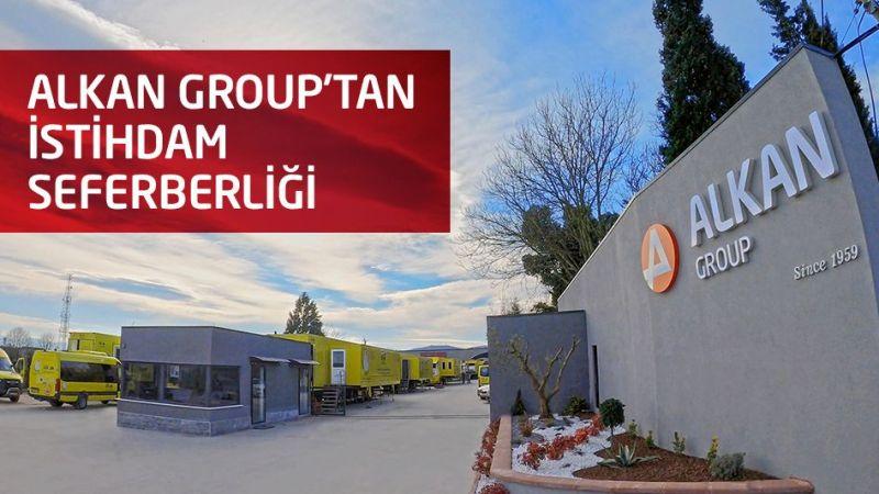 Alkan Group 63'ncü yılında 63 personel alacak