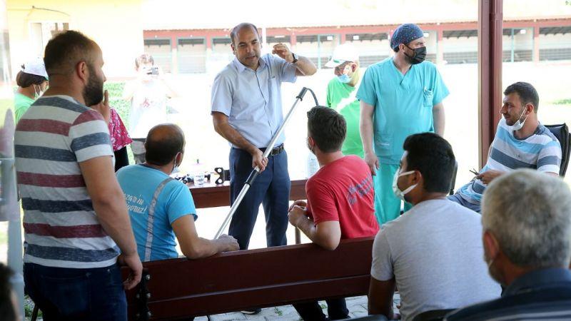 Büyükşehir'den Kurban öncesi personele seminer