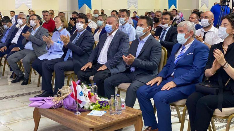 DEVA Akyazı'da Genel Başkanlı kongre