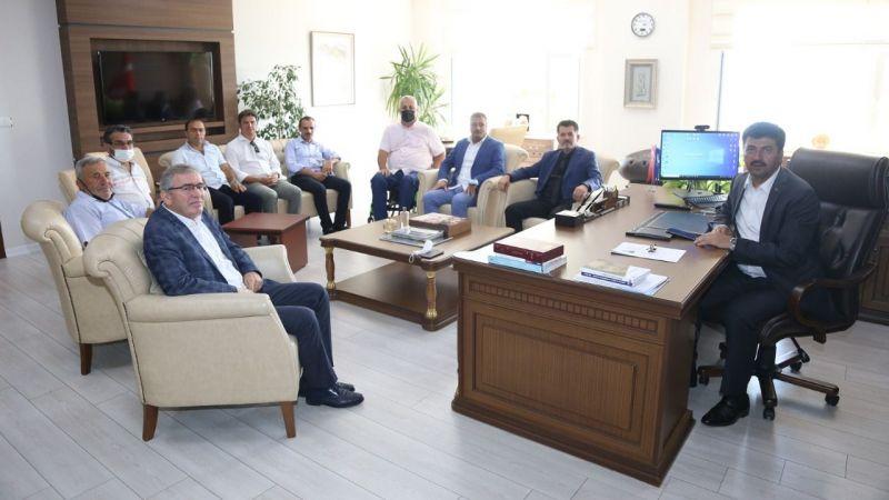 ASKF'den Sarıbıyık'a ziyaret