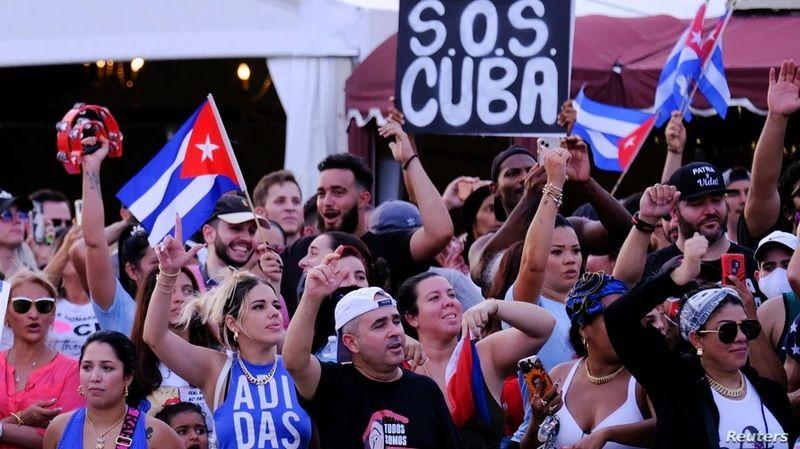 Emek Partisi: Küba halkı yalnız değildir