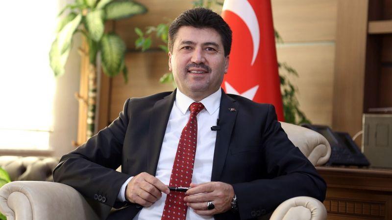 Rektör Sarıbıyık, Kurban Bayramını kutladı