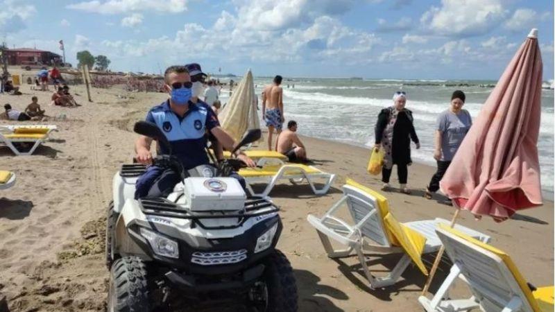 Karasu ve Kocaali'de denize girmek yasak