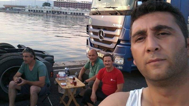 Sakaryalı tır şoförü  Bulgaristan'da vefat etti