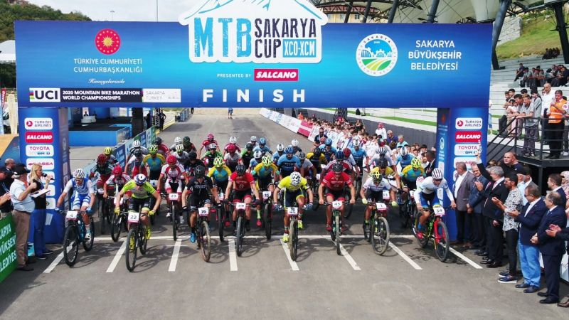 15 Ülkeden 150 yarışçı katılacak