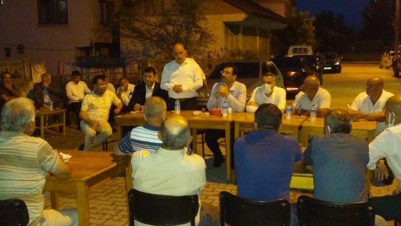 AKP'den Bekirpaşa çıkarması