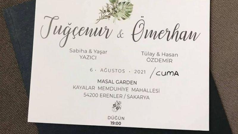 Yaşar Yazıcı'nın kızı evleniyor