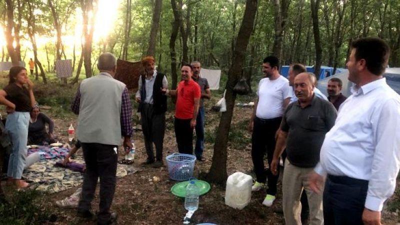 Başkan Soykan mevsimlik işçileri dinledi