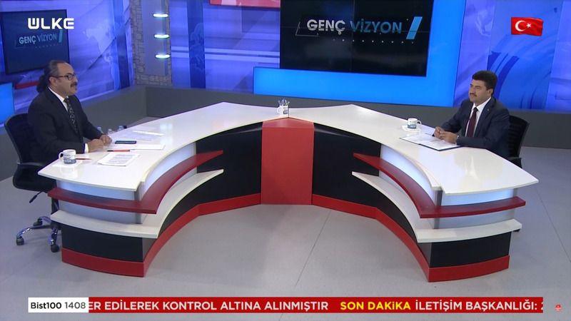 Rektör Sarıbıyık SUBÜ'yü anlattı