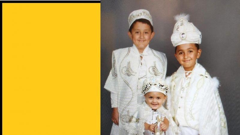 Bayram Ailesi'nde sünnet heyecanı