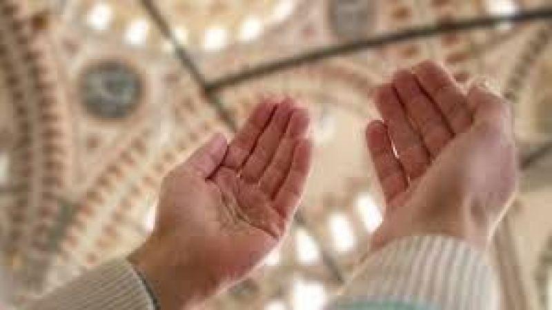 90 Bin Camide afetler için dua edilecek