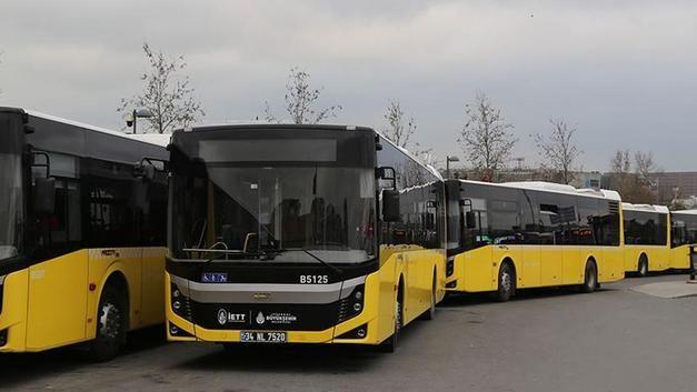 İETT'nin otobüs ihalesinde tek teklif o firmadan