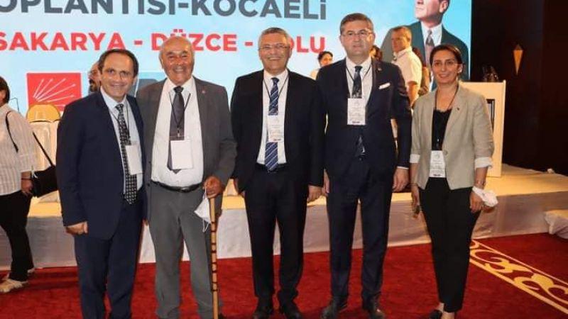 CHP'nin il başkanları saha çalışmaları için toplandı