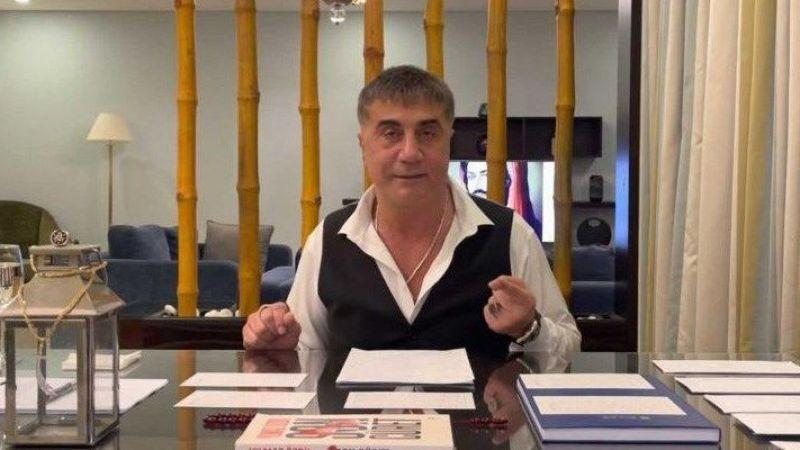 Sedat Peker'in paylaşımında Sakarya ayrıntısı