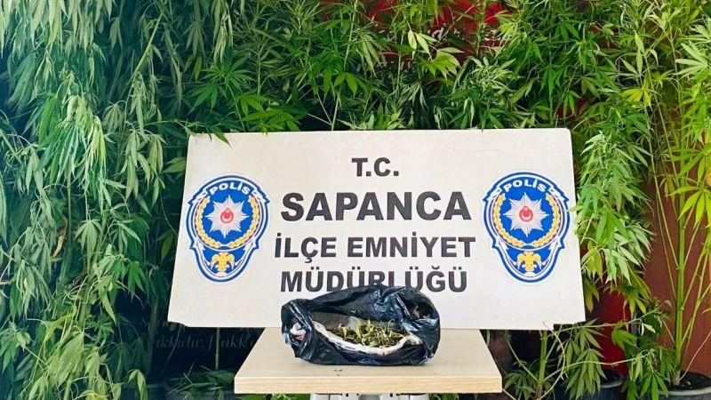 Sapanca'da 3 gözaltı