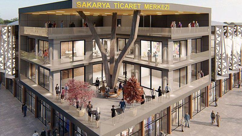 Büyükşehir Ticaret Merkezinin tanıtımı Cuma günü