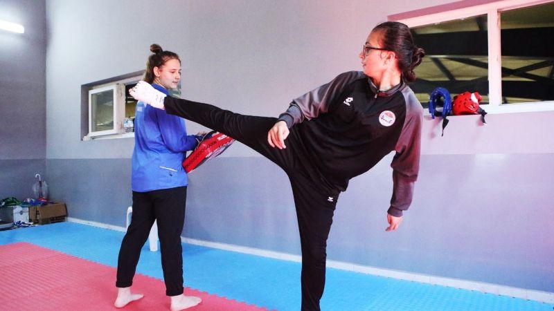 Büyükşehir'den 20 spor braşında eğitim