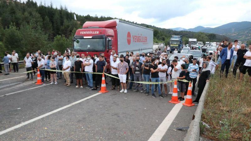TEM 4,5 saat sonra trafiğe açıldı