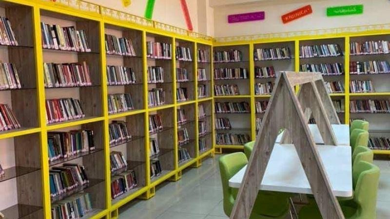 Geyve Kütüphanesi yenilendi