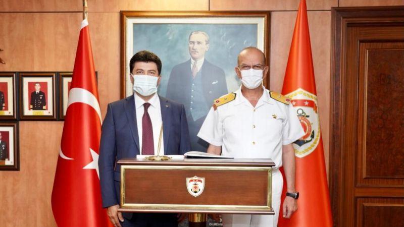 SUBÜ ve Sahil Güvenlik Komutanlığından iş birliği girişimi