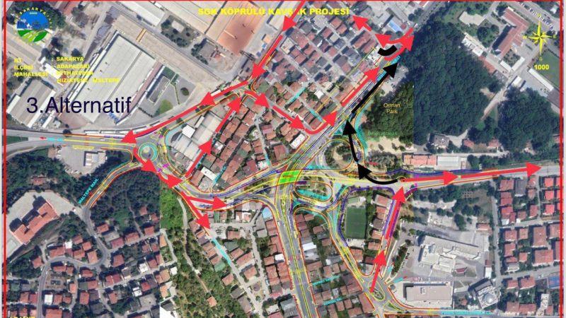Orhangazi Caddesi trafiğe kapanacak