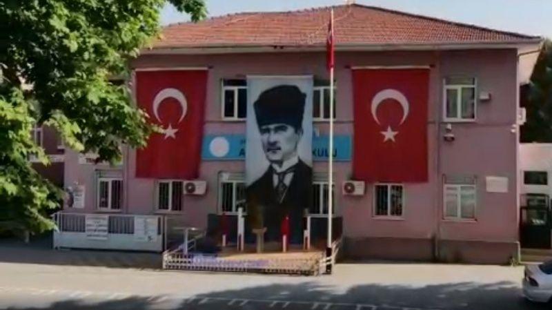 Atatürk İlkokulu'nun yeni yeri belli oldu