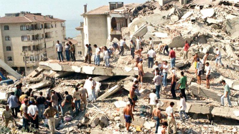 '1999 depreminden daha iyi değiliz'